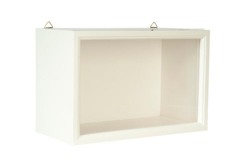 Room Box. White Finish