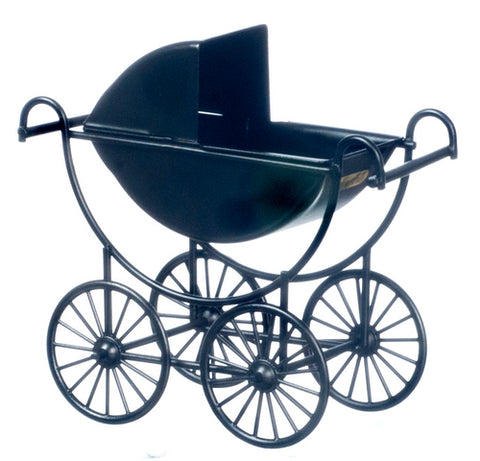 Baby Carriage, Black Metal