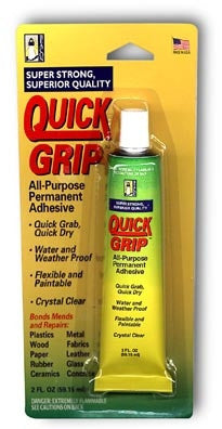 Quick Grip Glue 2 oz.