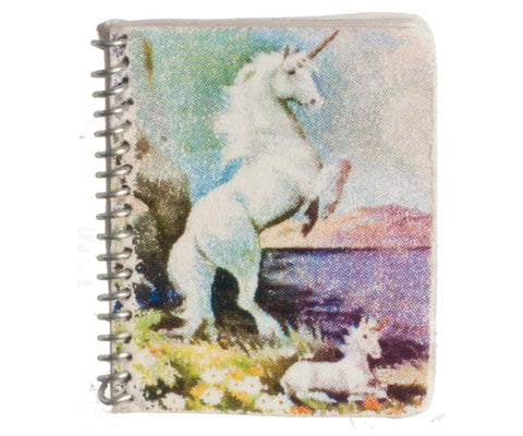 Spiral Notebook, Unicorn