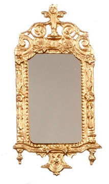 Ornate Gold Victorian Mirror