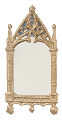 Cathedral Mirror, Gold