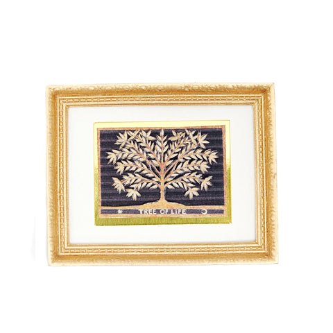Tree of Life Three Dimensional Framed Print