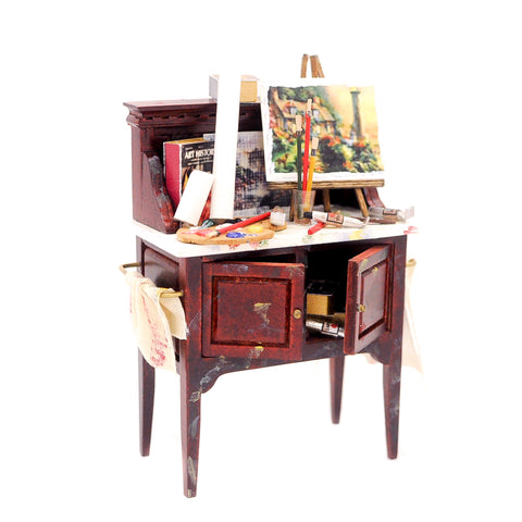 Artist Workbench, Deluxe