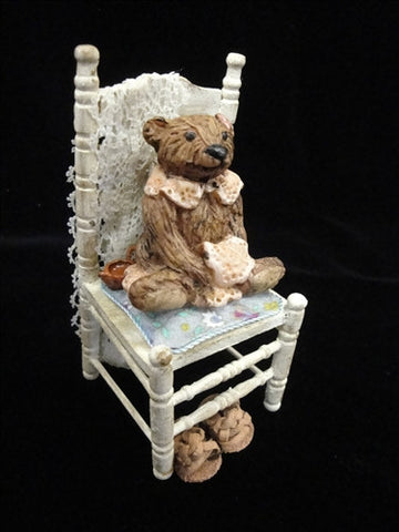 Chair with Bear