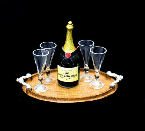 OUT OF STOCK Champagne Tray from Taller Targioni