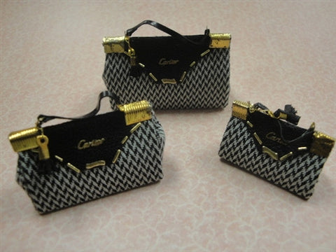 Set of Three Designer Bags