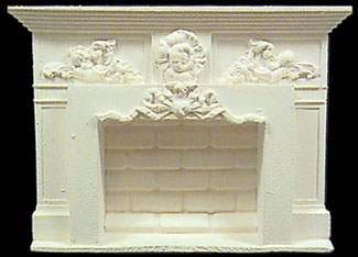 Small Fireplace with Details