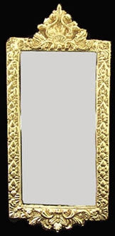 Mirror, Gold Framed Style 3