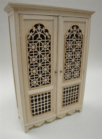 Unfinished Morrocan Cupboard