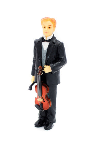 Andre The Violinist