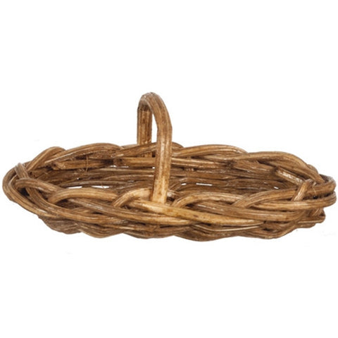 Wicker Basket, Oval OUT OF STOCK