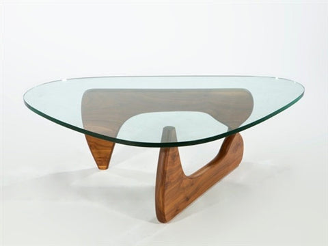 Nogucci Coffe Table, Walnut Base