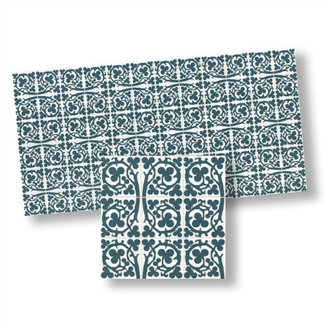 Mosaic Floor Tile Sheet