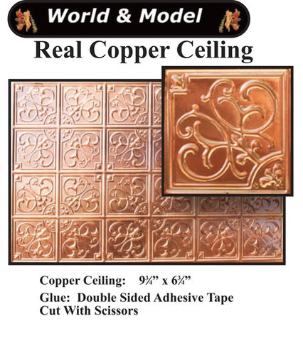 Copper Ceiling Style 02