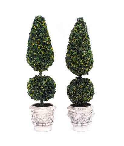 Topiary, Double Form, Pair