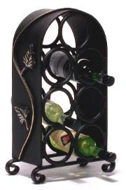 Wine Rack, 7 Bottles