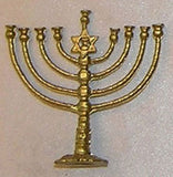 Menorah, Gold or Silver