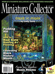Miniature Collector 2017 February Issue