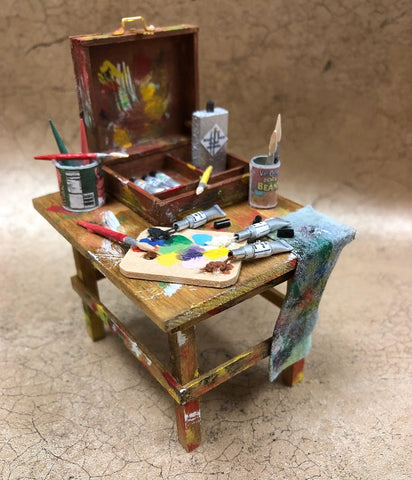 Painters Table