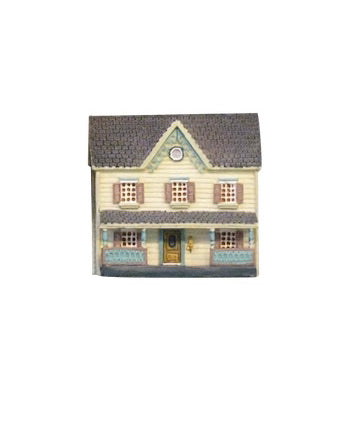 Dollhouse for a Dollhouse, Farmhouse