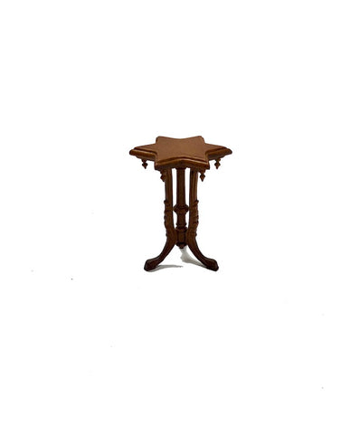 Edwardian Star End Table