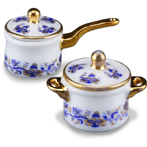 Blue Onion Cook Pot Set