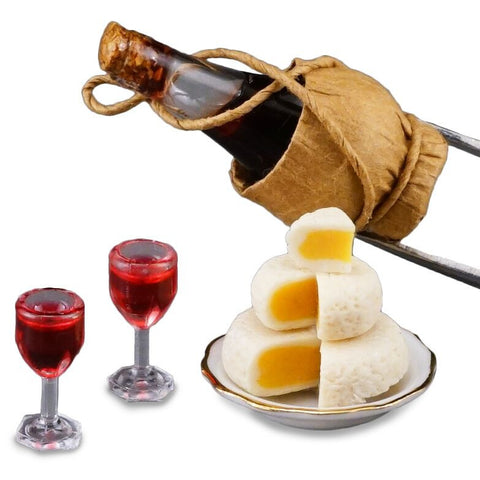 Chianti Wine & Cheese Set