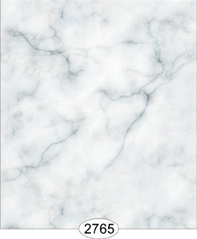Wallpaper - Carrara Marble Slab Blue