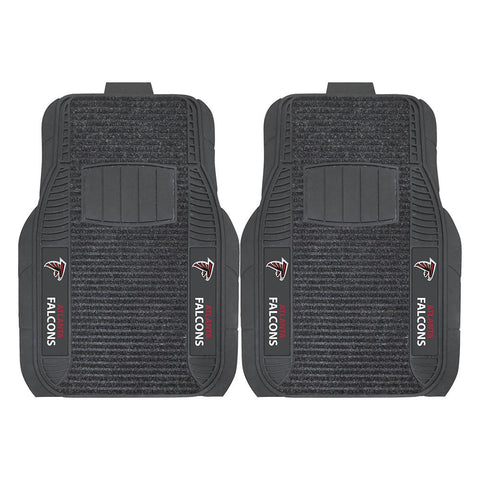 Atlanta Falcons Nfl Deluxe 2-piece Vinyl Car Mats (20x27)