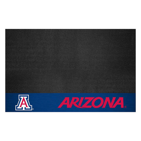 Arizona Wildcats Ncaa Vinyl Grill Mat