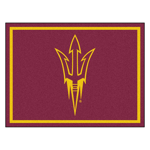 Arizona State Sun Devils Ncaa 8ft X10ft Area Rug