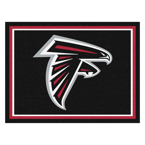 Atlanta Falcons Nfl 8ft X10ft Area Rug