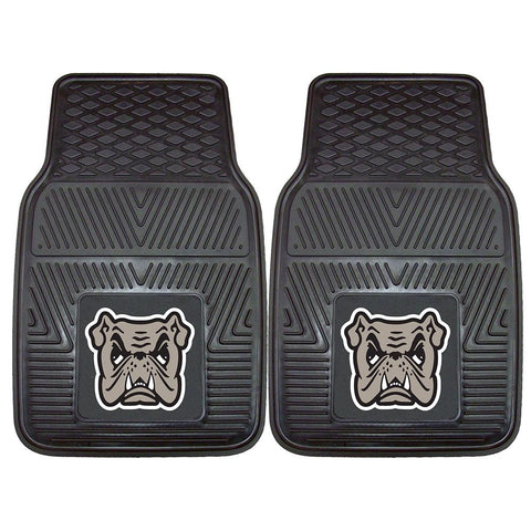 Adrian Bulldogs Ncaa Heavy Duty 2-piece Vinyl Car Mats (18x27)