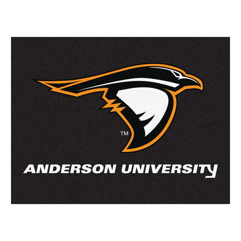 Anderson Trojans Ncaa All-star Floor Mat (34in X 45in)