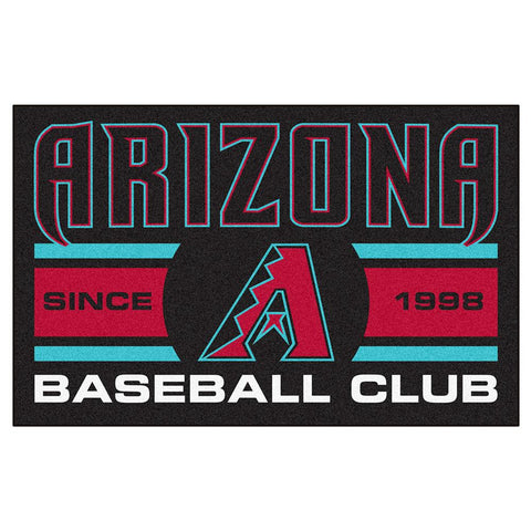 Arizona Diamondbacks Mlb Starter Floor Mat (20x30)