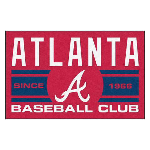 Atlanta Braves Mlb Starter Floor Mat (20x30)