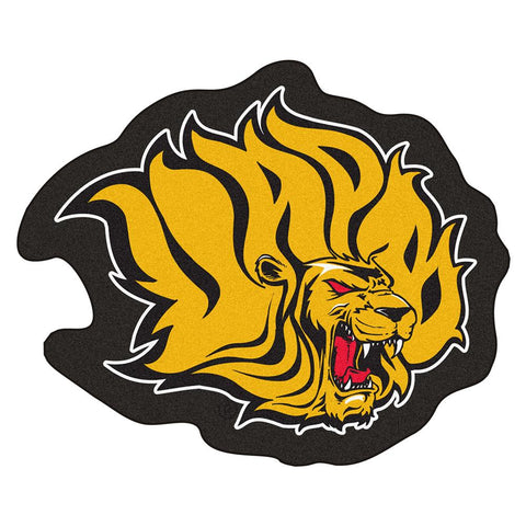 Arkansas Pine Bluff Golden Lions Ncaa Mascot Mat (30x40)