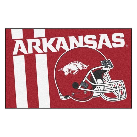 Arkansas Razorbacks Ncaa Starter Floor Mat (20x30)