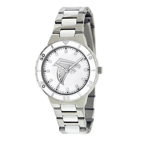 Atlanta Falcons Nfl Ladies Pro Pearl Series Watch