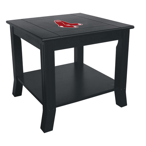 Boston Red Sox Mlb Side Table