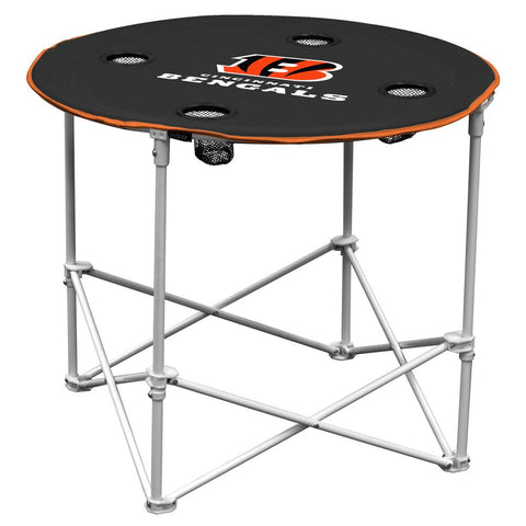 Cincinnati Bengals Nfl Portable Round Table