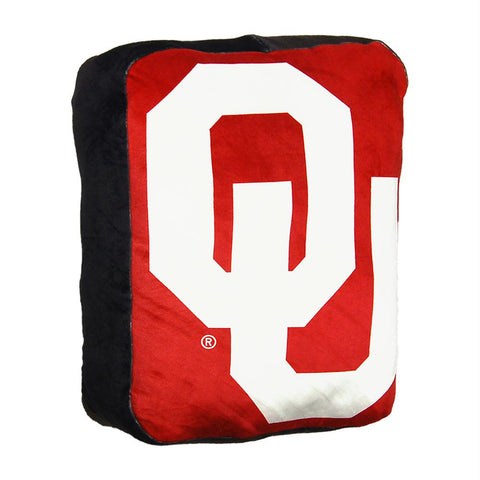Oklahoma Sooners Ncaa 15in Cloud Travel Pillow