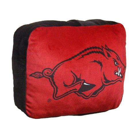 Arkansas Razorbacks Ncaa 15in Cloud Travel Pillow