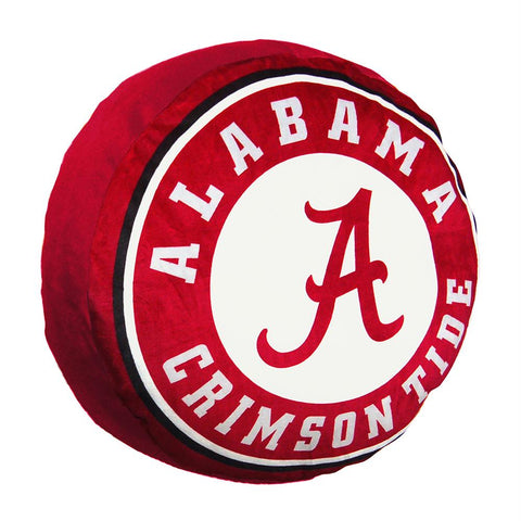 Alabama Crimson Tide Ncaa 15in Cloud Travel Pillow