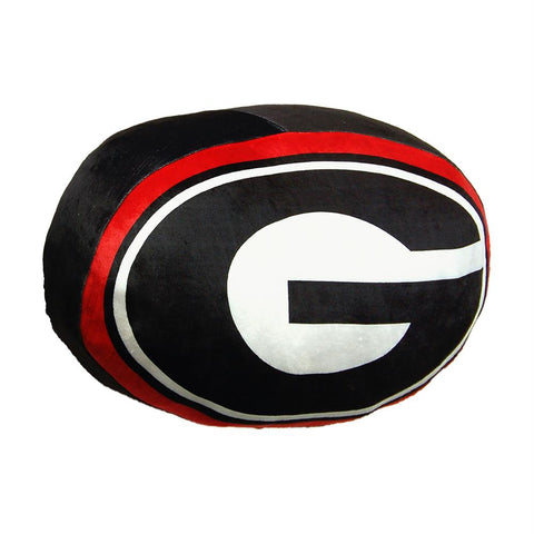 Georgia Bulldogs Ncaa 15in Cloud Travel Pillow