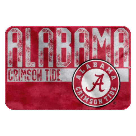 Alabama Crimson Tide Ncaa Bathroom Decorative Foam Rug