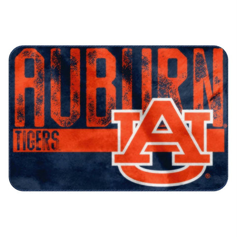 Auburn Tigers Ncaa Bathroom Decorative Foam Rug