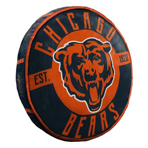 Chicago Bears Nfl 15in Cloud Travel Pillow