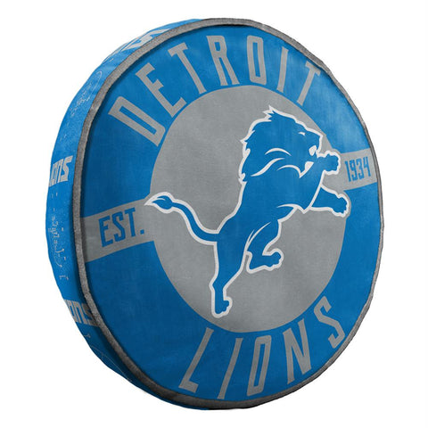 Detroit Lions Nfl 15in Cloud Travel Pillow